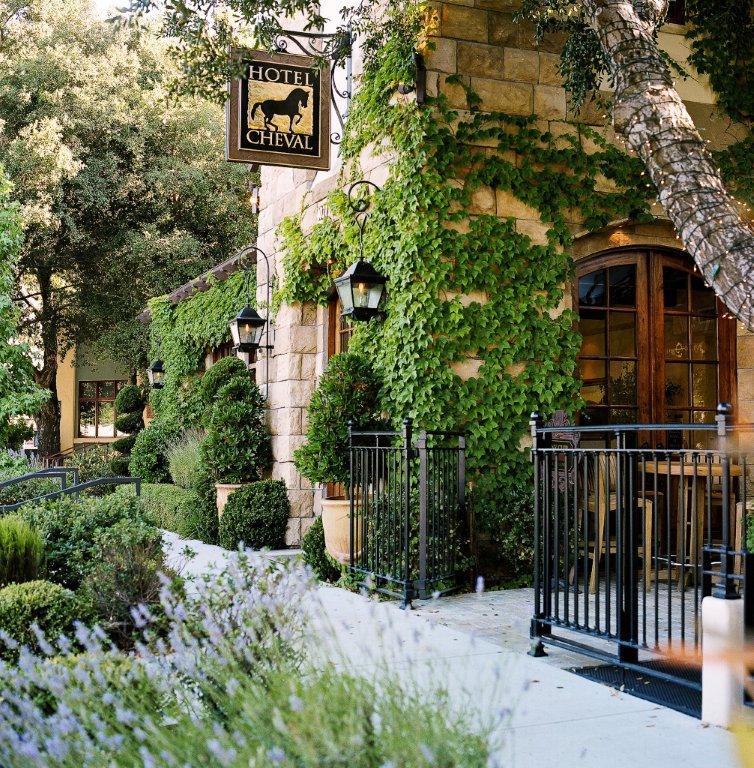 Hearst castle starr treks for Pet friendly hotels near hearst castle