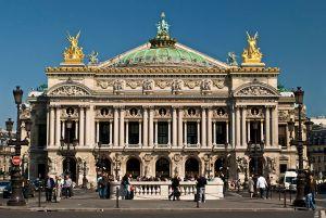 Paris Opera House: Palais Garnier