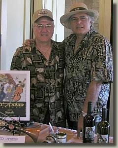 Carmine Rubino and John D'Andrea