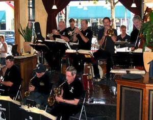 Royal Garden Swing Orchestra at Mother's Tavern