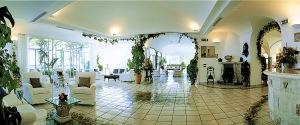 Santa Caterina Hotel Lobby