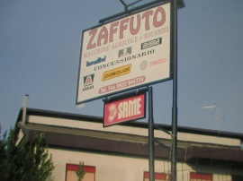 Zaffuto tractor and farm supply store