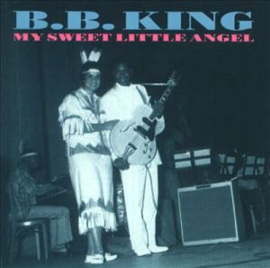 Martha Jean on B.B. King Album Cover