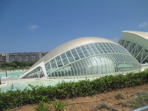 City of Arts and Sciences