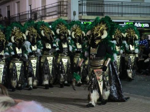 Moros Y Cristianos festival 2015 in Altea