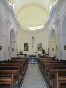 18th Century Baroque Church: Our Lady of the Assumption