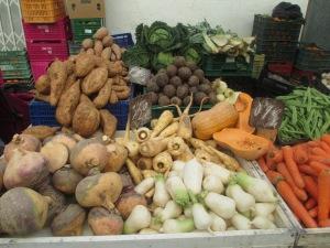 Bounty of weekly farmers' market