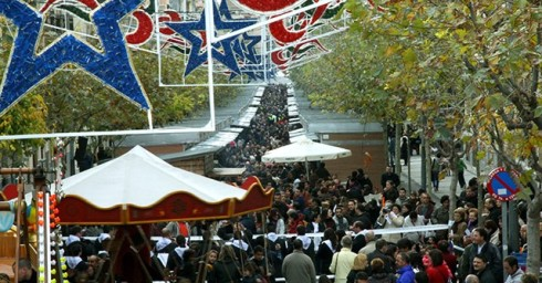 Jijona Christmas festival